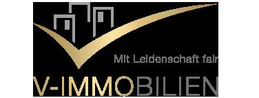 V-Immobilien Logo